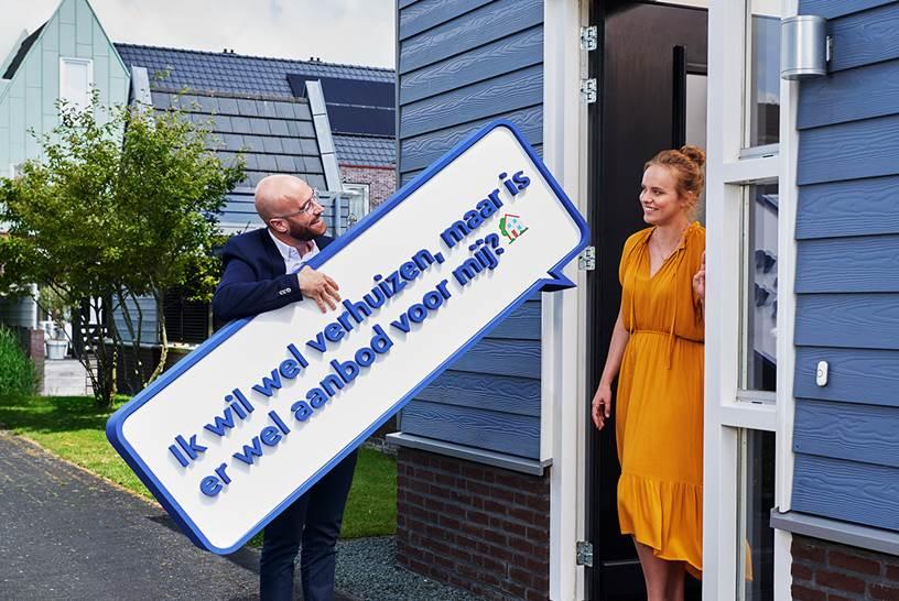 Vernieuwde NVM Open Huizen Dag op Zaterdag 2 oktober 2021.